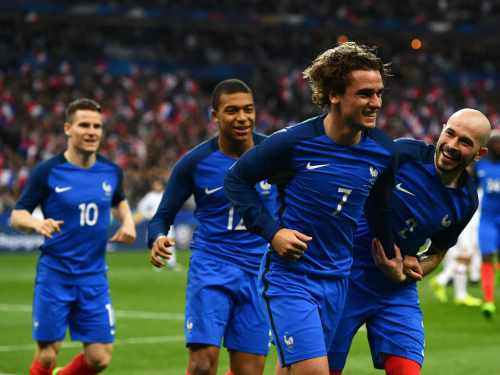 France v Spain – International Friendly