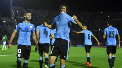 uruguay cm 2018