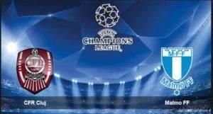 CFR Cluj vs Malmo