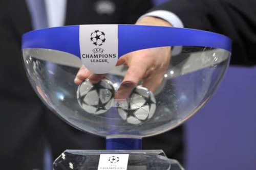 champions league tragere small