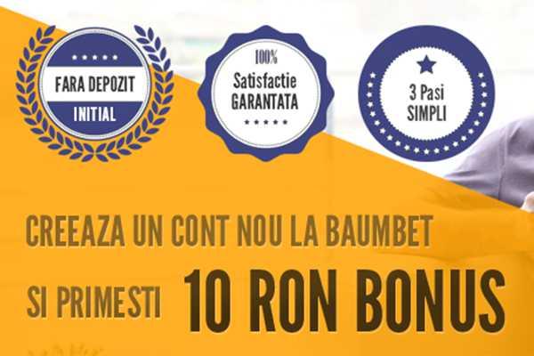 oferta baumbet 10 bonus