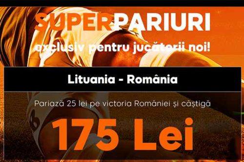 cota marita romania lituania 888