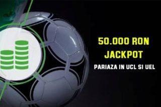 jackpot fotbal ucl