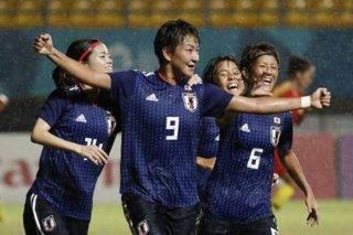 japonia fotbal feminin