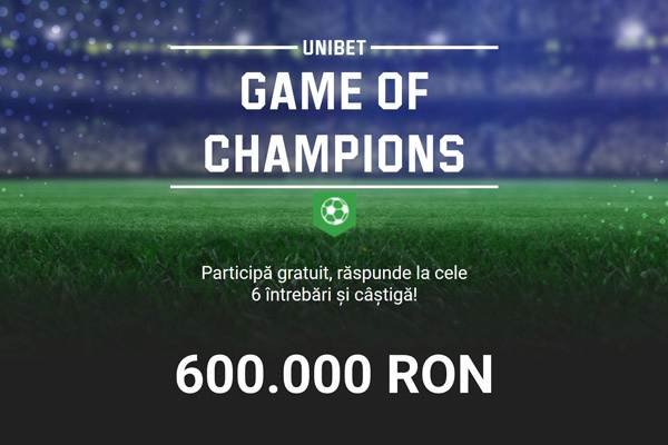 Game of UCL Unibet