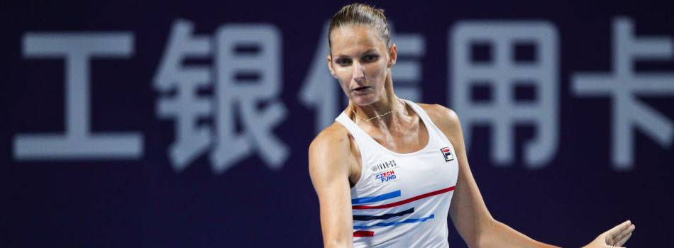 Karolina Pliskova - Ponturi Tenis