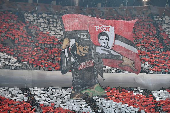 Steaua Bucharest v Dinamo Bucharest – Romanian First League