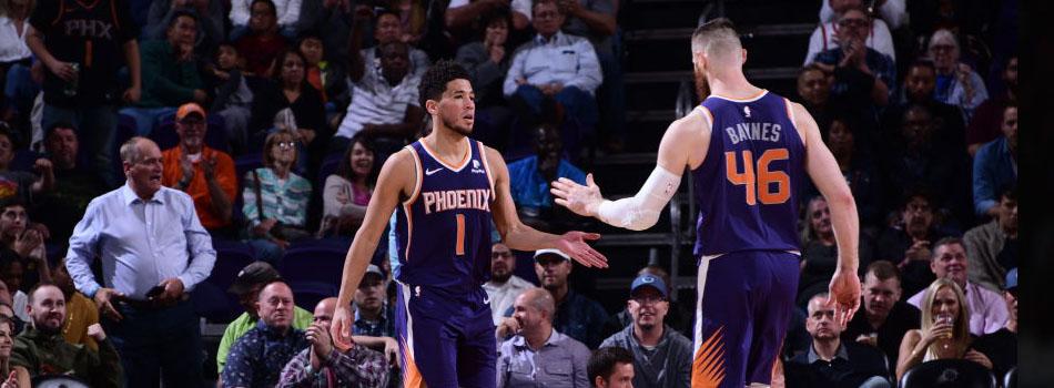 Phoenix Suns - Ponturi NBA