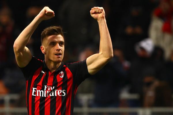 AC Milan v SSC Napoli – Coppa Italia
