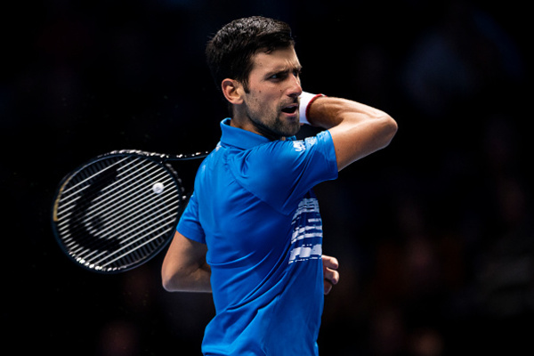 Nitto ATP World Tour Finals – Day One