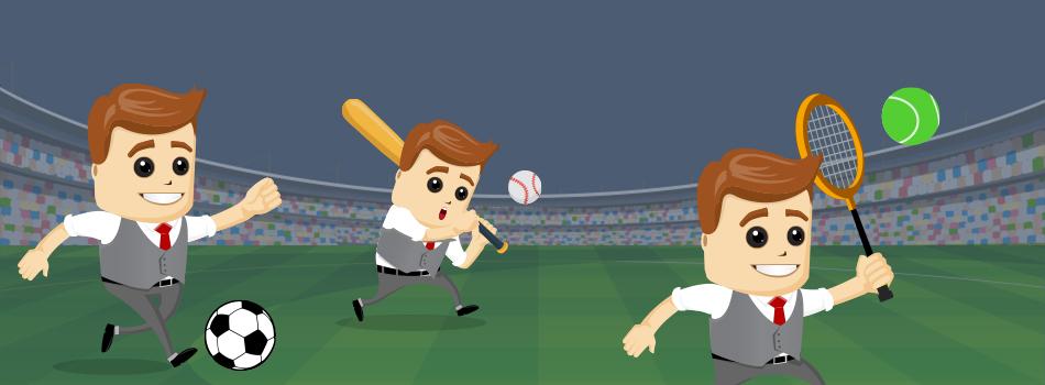 Pariaza pe diferite sporturi