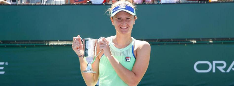 Irina Begu - Ponturi Tenis