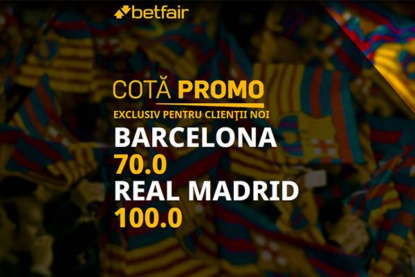 betfair cote marite barcelona real 24-10