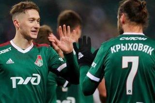 Lokomotiv Moscova - Ponturi fotbal