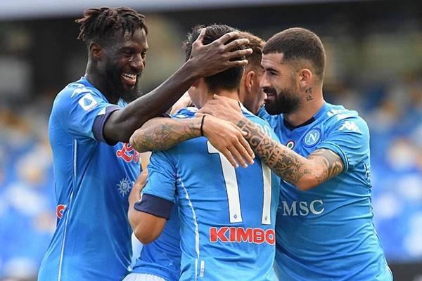 Napoli - Ponturi fotbal