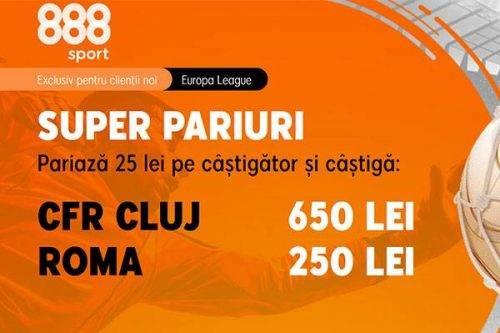 888 cote marite cfr roma 26