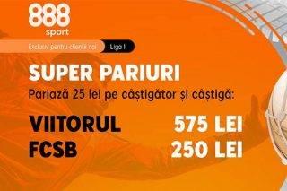 888 cote marite viitorul fcsb 19-1