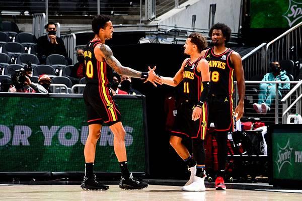 Atlanta Hawks small | Credit pentru Getty Images