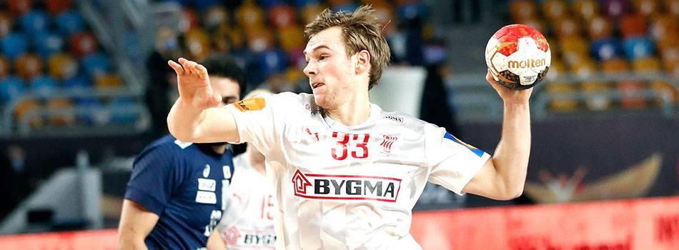 danemarca handbal masculin