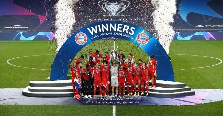 Ponturi Champions League - Bayern Munich