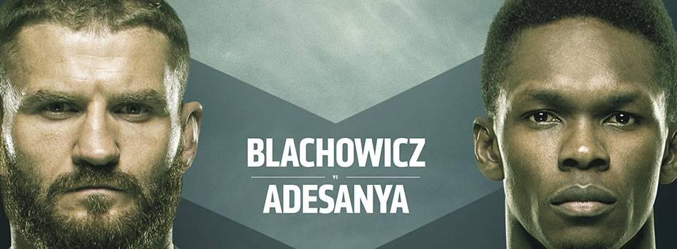 Ponturi UFC Adesanya vs Blachowicz 7-3-2021