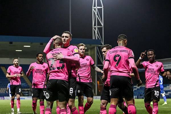 Peterborough United small   Credit pentru Getty Images