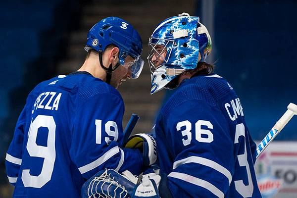 Toronto Maple Leafs small | Credit pentru Getty Images