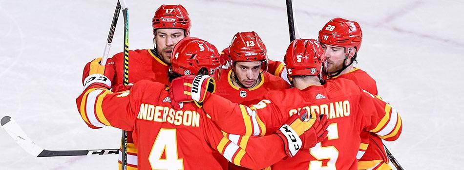 Calgary Flames - ponturi hochei