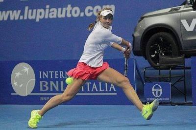 Liudmila Samsonova - ponturi tenis