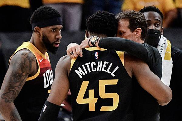 Utah Jazz small 2 | Credit pentru Getty Images