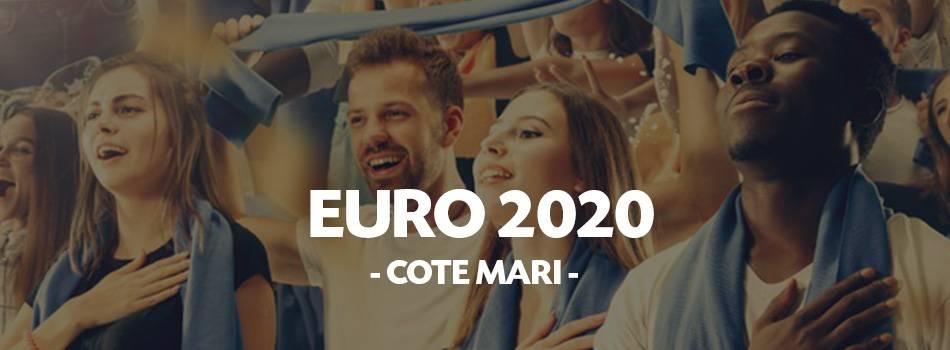 Cote mari la pariuri Euro 2020