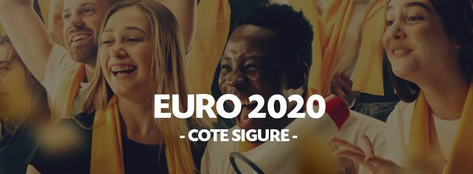 Cote sigure la pariuri Euro 2020