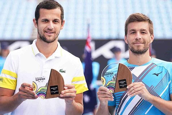 Mektic Pavic tenis dublu small | Credit pentru Getty Images