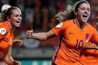olanda fotbal feminin
