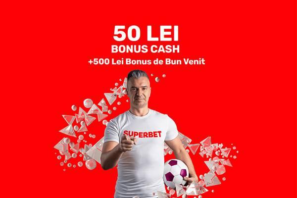 50 ron bonus fara depozit