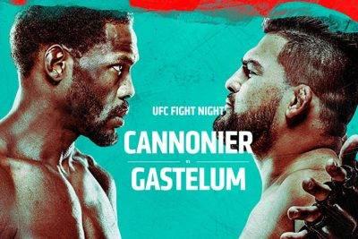 Ponturi UFC Cannonier vs Gastelum 22-08-2021