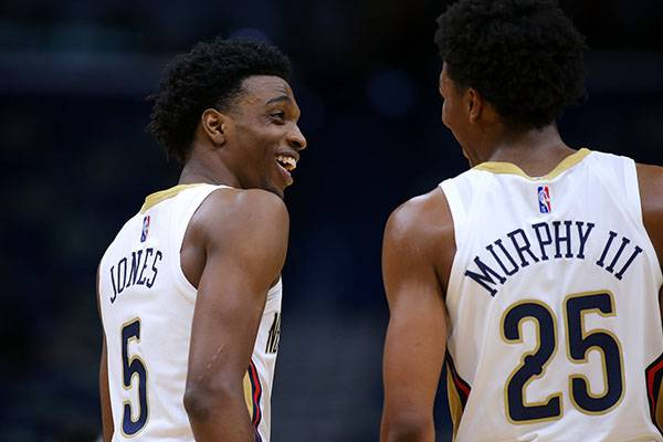 New Orleans Pelicans small